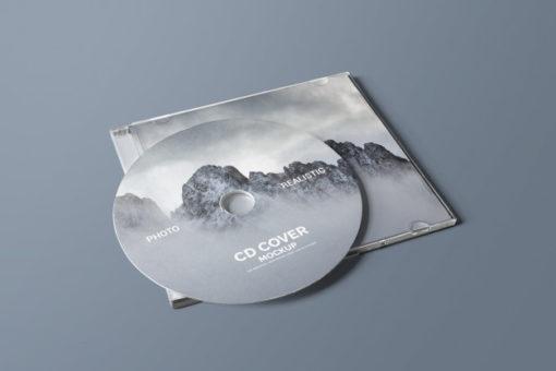custom CD cover